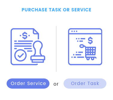 Purchase Task Or Service